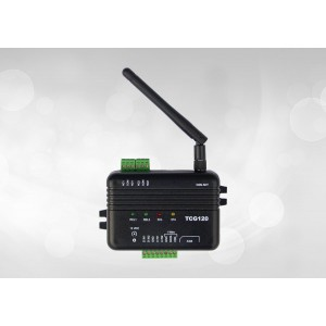 GSM-GPRS Remote monitoring controller TCG120