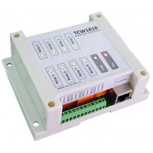Ethernet Digital IO Module TCW181B-CM
