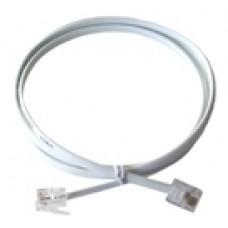 RJ11 (6P6C) Cable 1 Metre Cab 1m RJ11
