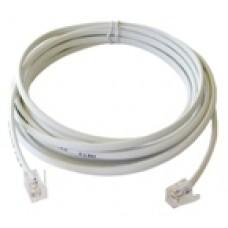RJ11 (6P6C) Cable 3 Metre Cab 3m RJ11